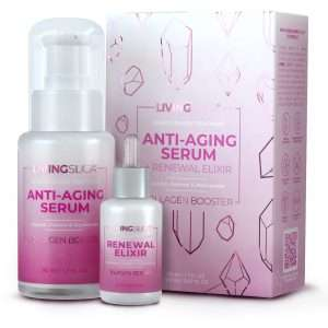 ANTI-AGING SERUM (50ml) + RENEWAL ELIXIR (25ml)